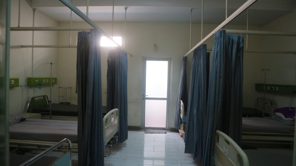 Ruang Rawat Inap Hesti - Kelas III